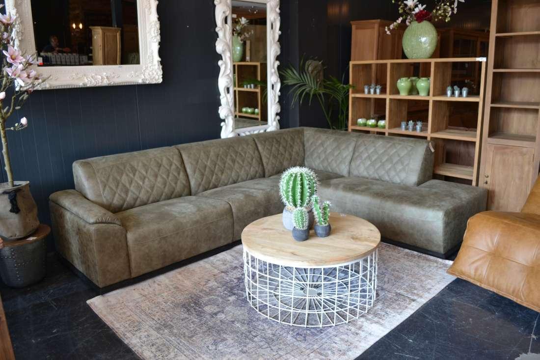 TendenZ heeft veel voor de woonkamer, van bank tot fauteuil!